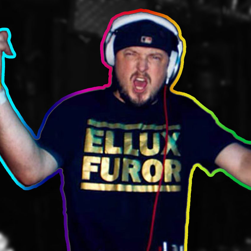 DJ Ellux Furor