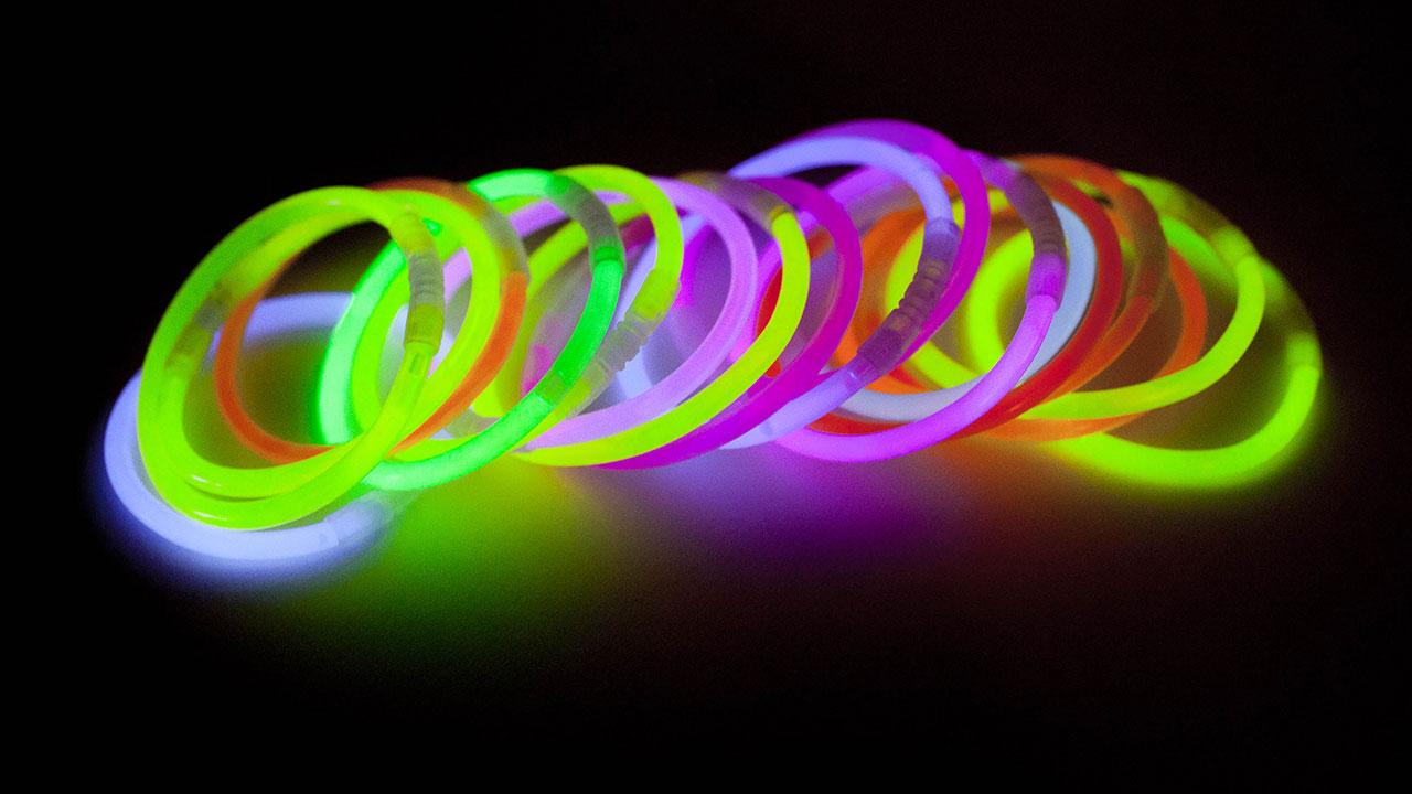 Light It Up Lightbands Glowing
